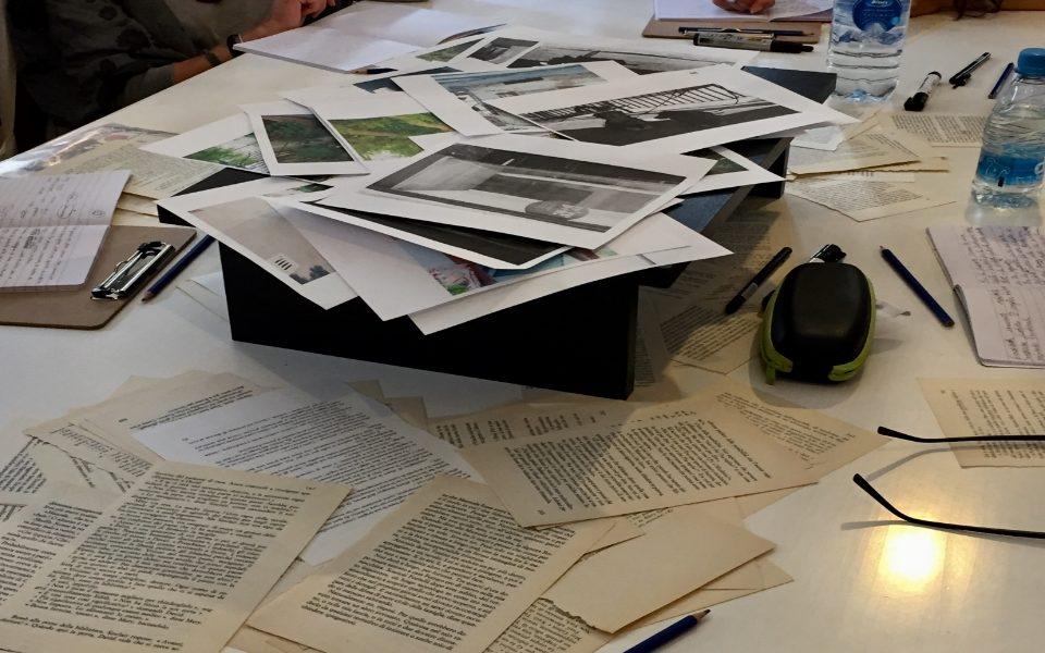 Laboratorio Scrittura Creativa - Parole di Stile 03 che si terrà ad Aurisina il 28 e 29 settembre 2019 presso l'agriturismo Juna